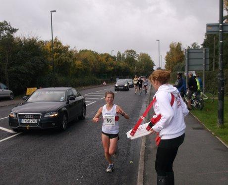 Stroud Half Marathon 2013