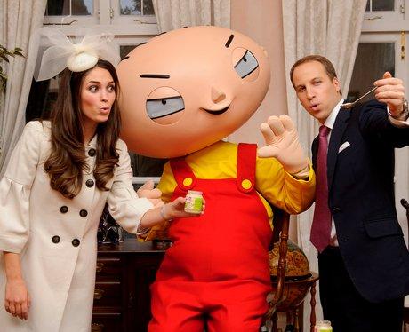 Family Guy Look Alikes