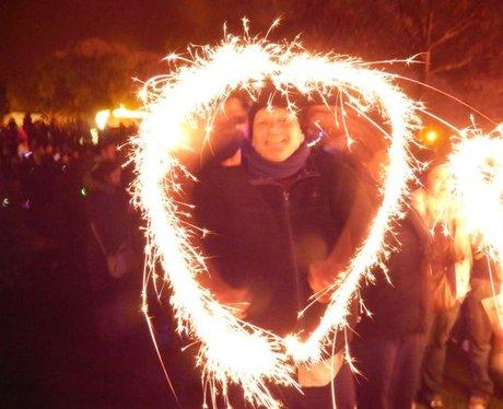 Bonfire Night Colwyn Bay