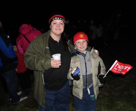 Bonfire Night Holyhead
