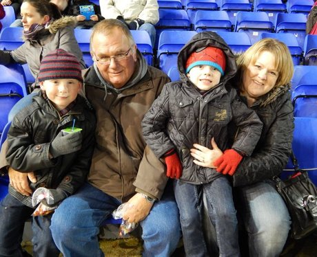 Bonfire Night Tranmere Rovers