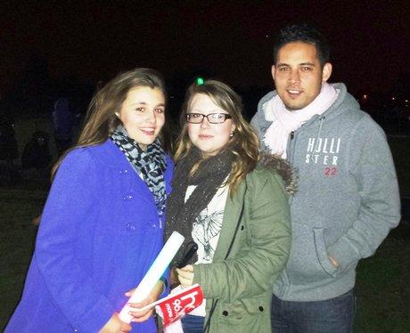 Bushey Met Police Club Fireworks