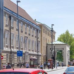 Cambridge University Arms Hotel Restoration