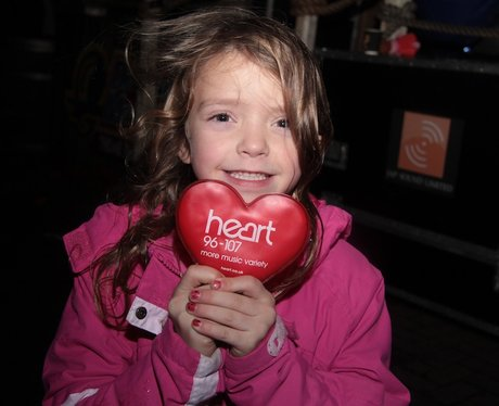 Give it some Heart - Drayton Manor Fireworks