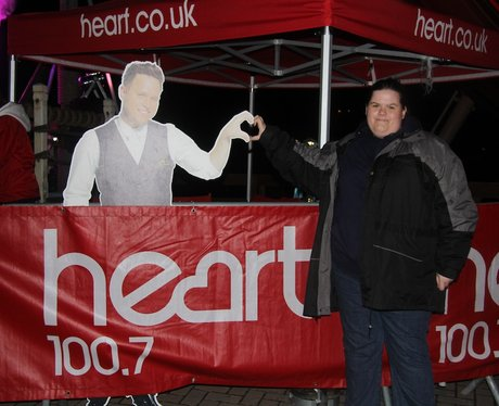Give it some Heart - Drayton Manor Fireworks Sunda