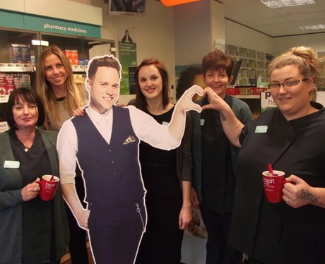 Give It Some Heart In Somerset With Olly Murs