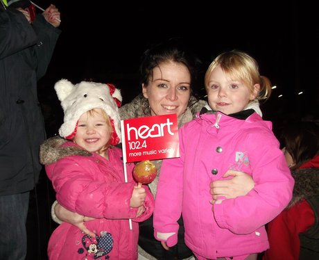 Gloucester Fireworks 2nd November 2013