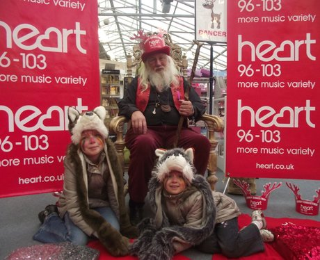 Heart Angels - Cadbury Garden & Leisure Grotto Ope