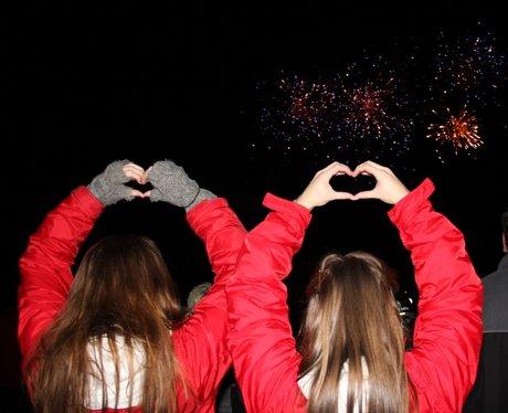 Heart Angels: Basingstoke Fireworks