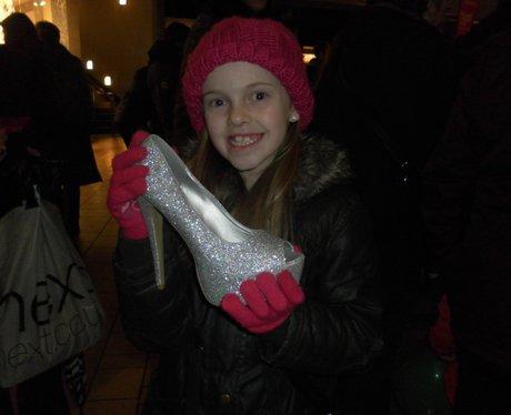 Heart Angels: Cabot Circus Christmas Lights