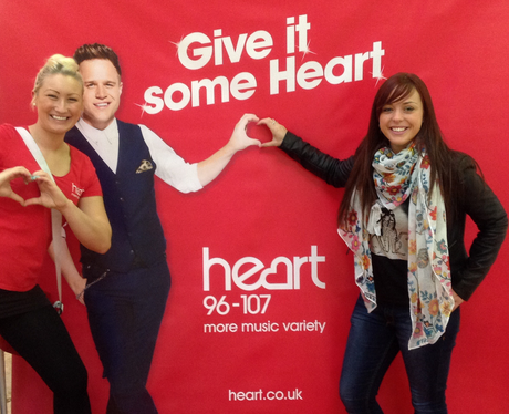 Heart Angels: Give It Some Heart - Pentagon Centre
