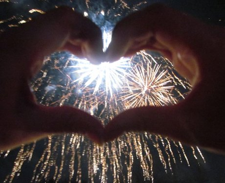 Heart Angels: Give It Some Heart, Wimborne Firewor