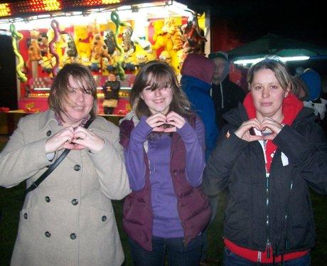 Heart Angels: Hatch Fireworks