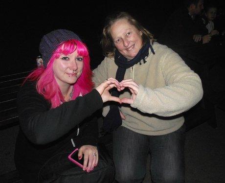 Heart Angels: Newbury Fireworks