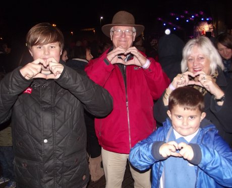 Heart Angels: The Mall At Cribbs Causeway Christma