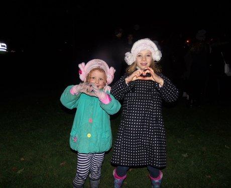 Heart Angels: Wokingham Fireworks