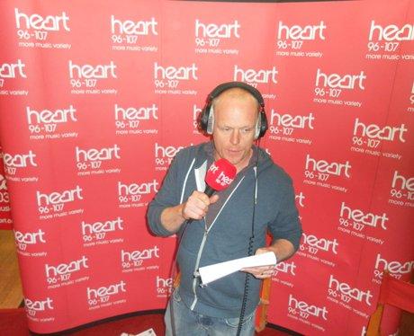 Heart Breakfast Live From Bridgwater Carnival