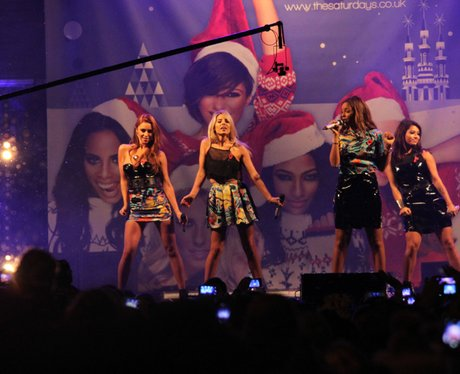 Heart: On Stage With The Saturdays At The Mall Chr