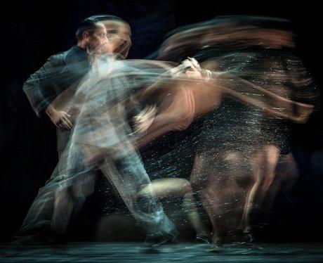 dancers onstage at Sadler's Wells
