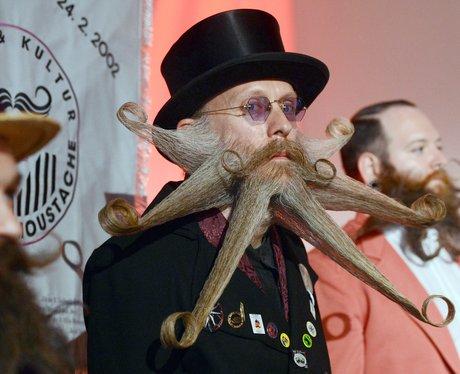 impressive beard