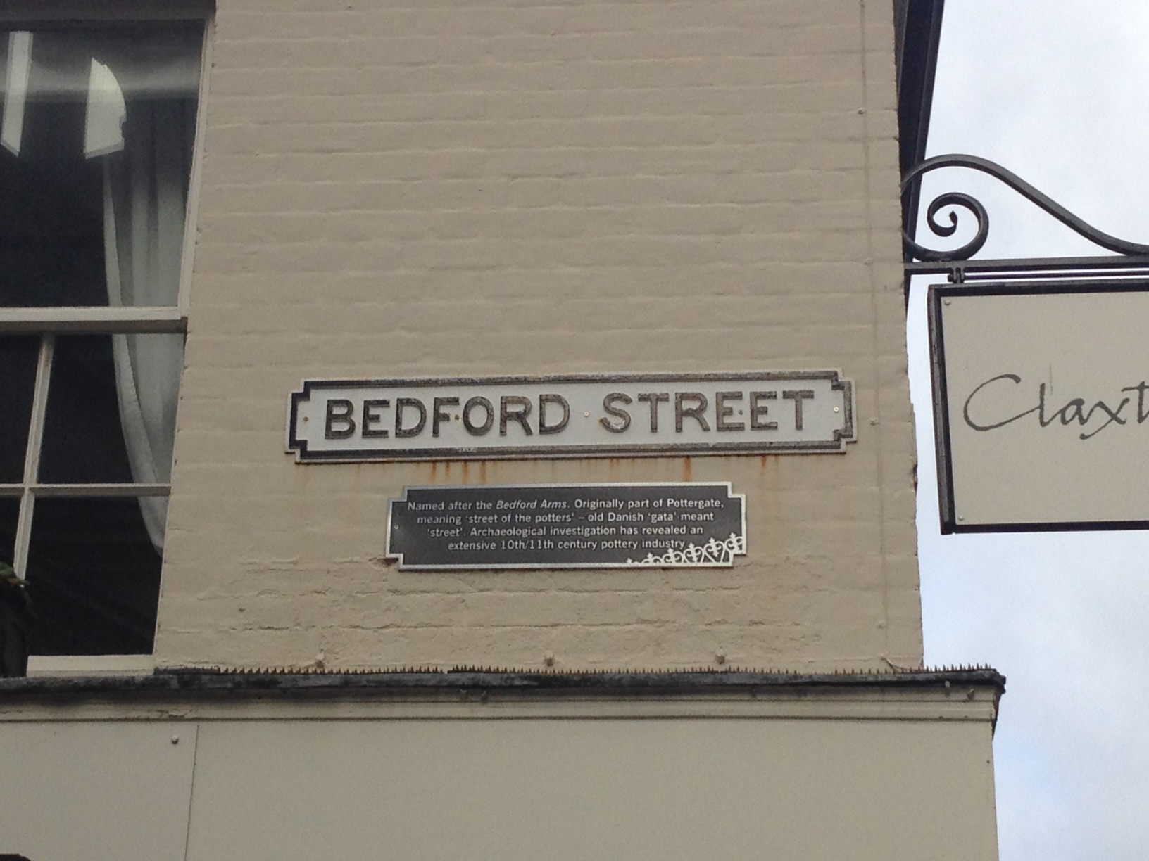 Bedford Street Norwich