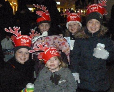 Freeport Christmas Lights Switch On