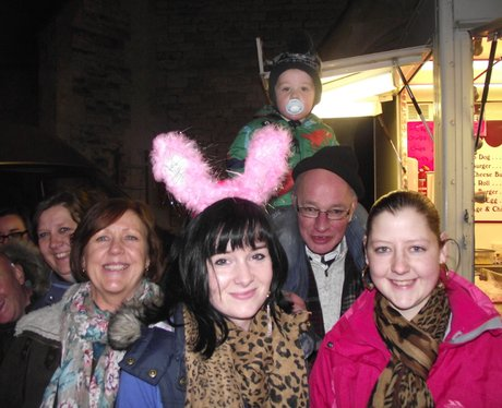 Heart Angels - Wells Carnival Part One (15th Novem