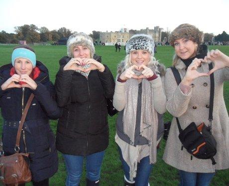 Heart Angels: Give It Some Heart - Leeds Castle Fi