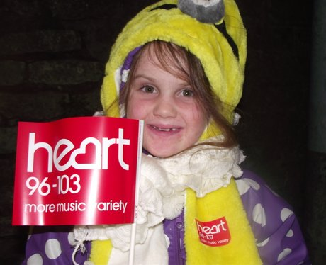 Heart Angels: Shepton Mallet Carnival