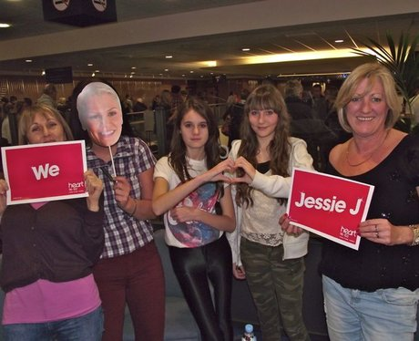 Heart Angels: We Heart Jessie J (10th November 201