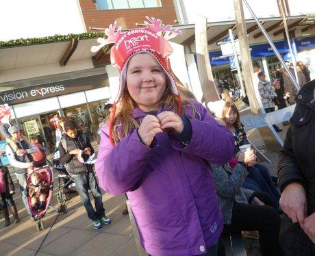 Heart Angels: Westwood Cross Christmas Light Switc