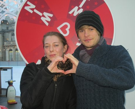 The Heart Angels took the 'Wheel Of Fortune' to th