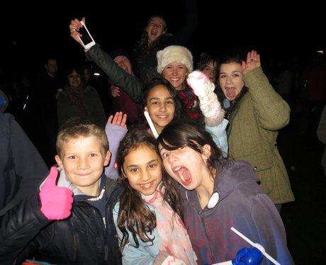 Kimbolton Fireworks 2013