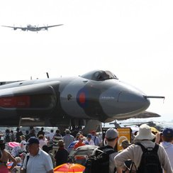 RNAS Yeovilton Air Day - Vulcan
