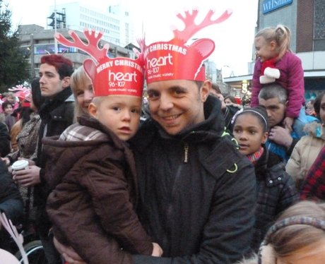 Southend Christmas Lights Switch On