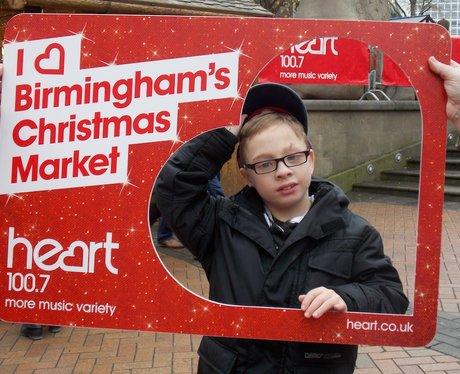 Birmingham Christmas Markets Family Day!