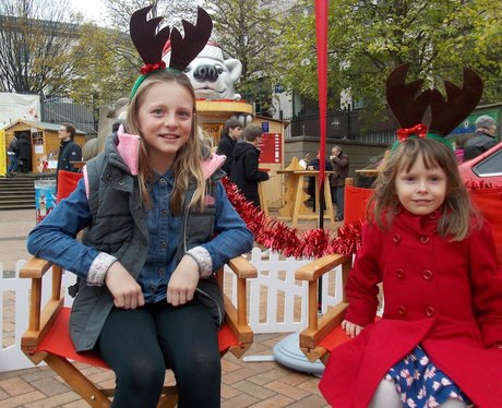 Birmingham Christmas Markets Family Day Part Two!