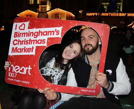 Birmingham Christmas Markets Launch!