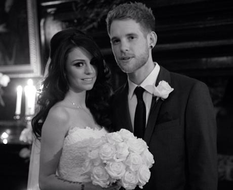 Cher Lloyd wedding picture