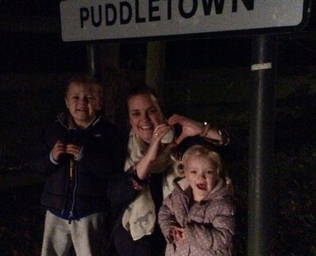 Give It Some Heart Relay Puddletown