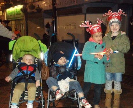 Gloucester Lantern Parade 2013