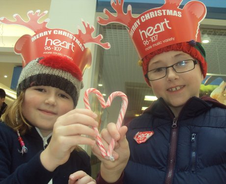 Heart Angels: Christmas At Orchard Shopping Centre
