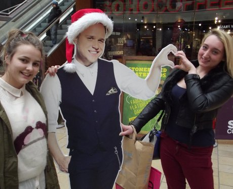 Heart Angels: Give It Some Heart At Cabot Circus (