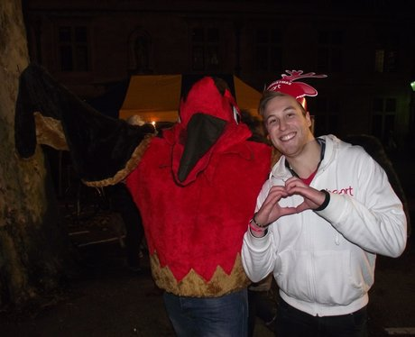 Heart Angels: Oxford Christmas Light Night