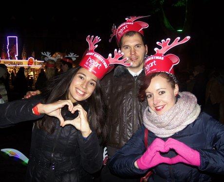 Heart Angels: Oxford Christmas Light Night