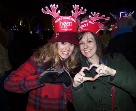 xford Christmas Light Night