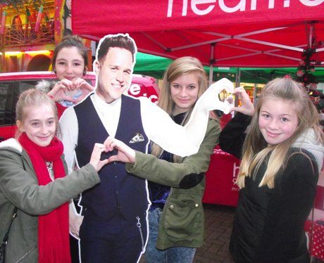 Heart Angels: Taunton Christmas Lights - Part One