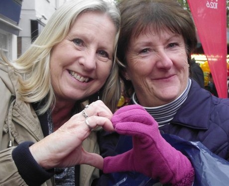 Heart Angels: Taunton Christmas Lights - Part Two