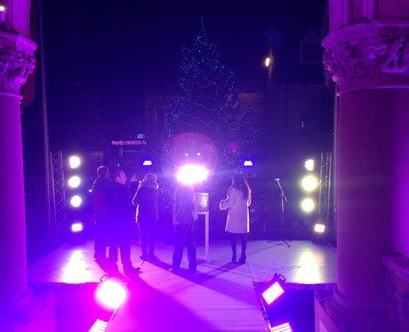 Northampton Christmas Lights 2013