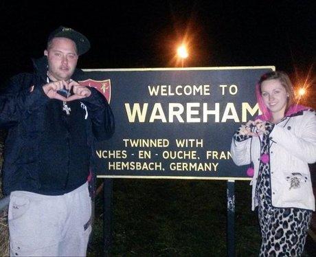 Ryan from Wareham